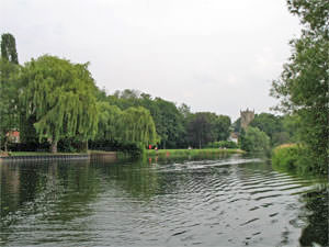 WebSanity Web Design's photo of River Great Ouse, Huntingdon