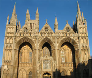 WebSanity Web Design's photo of  Peterborough Cathedral