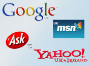 Search Engine Marketing (SEM) logos